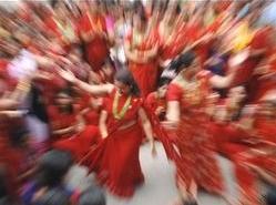 9 Всеукраинский фестваль индийского танца