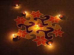Дивали - индийский праздник огней