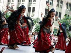 2 Международный фестиваль индийского танца