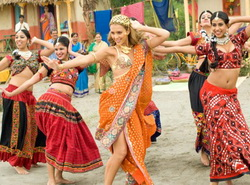 Болливуд танцы, танцы индийского кино