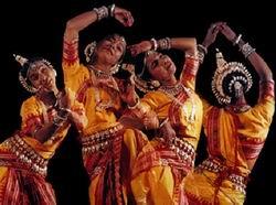 Семинар. Индийский храмовый танец Одисси. Пратибха Джена Сингх (Индия)