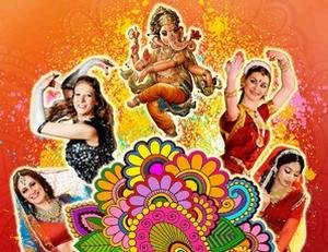 RangHoli Fest международный фестиваль индийского танца
