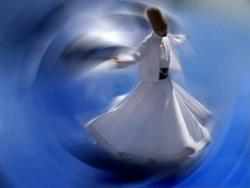 Суфийские кружения - молитва богу