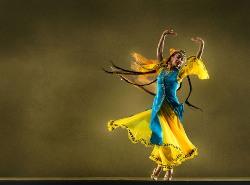 Мастеркласс по казахстким, индийский и узбекским танцам