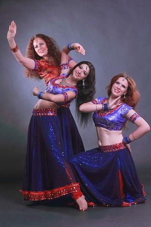 Индийские танцы Болливуд, Шелковый путь