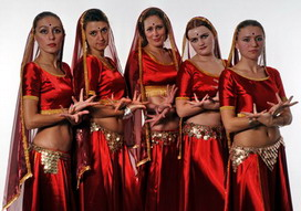 """Студия индийского танца """"Девадасси"""""""