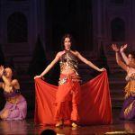 Концерт восточного танца Цветы востока 4