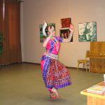 Фестиваль индийского классического танца 1