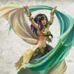 Восточные танцовщицы 2