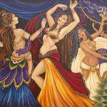 Восточные танцовщицы 0