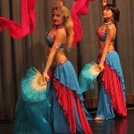 """Школа восточного танца """"Хабиби"""". Рыбы"""