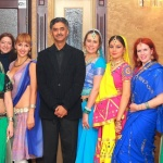 Общее фото с послом Индии