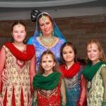 Детишки - самые юные исполнительницы